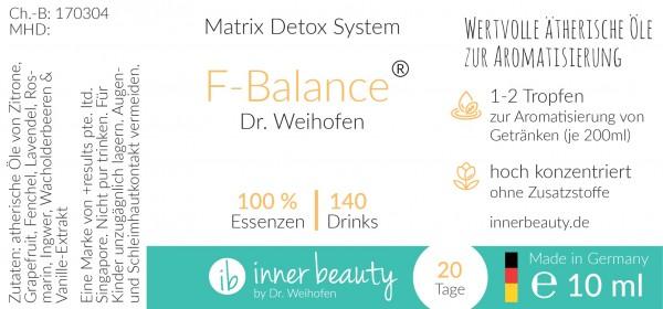 F-Balance Dr. Weihofen
